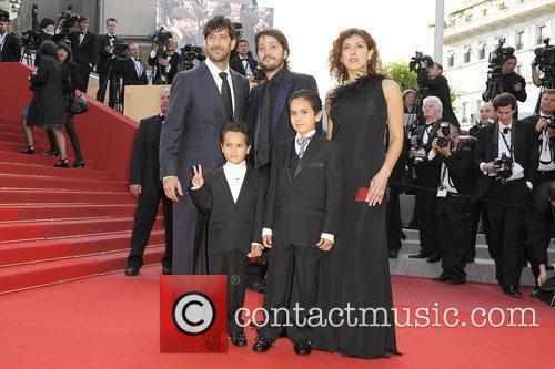 Jose Maria Yazpik and Diego Luna 5