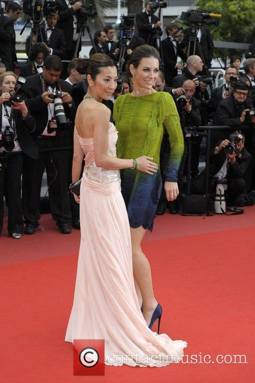 Evangeline Lilly and Michelle Yeoh 6