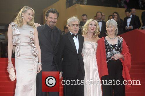 Lucy Punch, Josh Brolin, Naomi Watts and Woody Allen 2