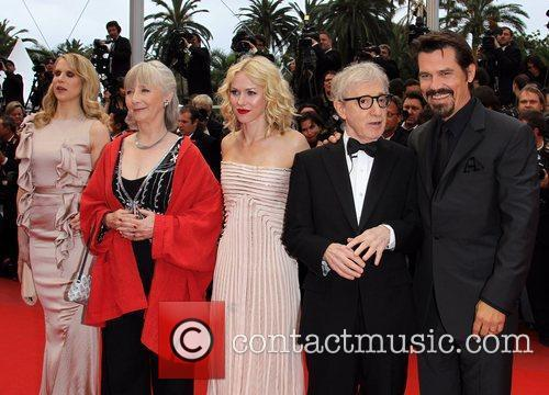 Lucy Punch, Naomi Watts and Woody Allen 3