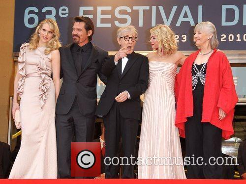Lucy Punch, Josh Brolin, Naomi Watts and Woody Allen 4