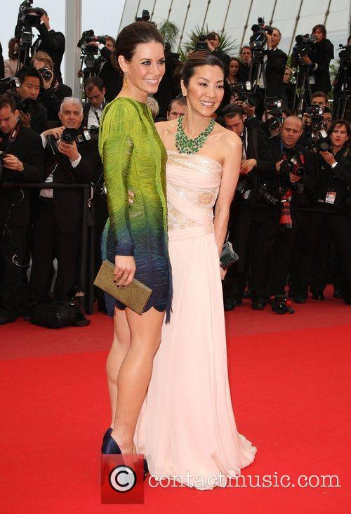 Evangeline Lilly, Michelle Yeoh, Cannes Film Festival