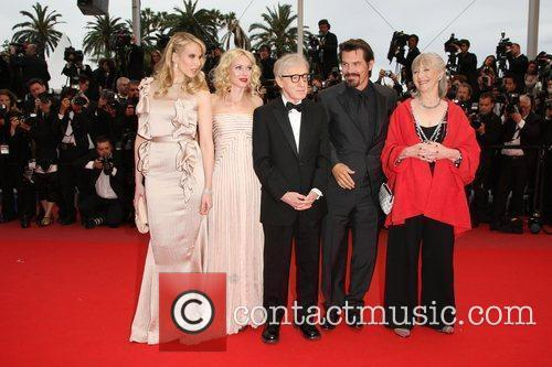 Lucy Punch, Josh Brolin, Naomi Watts and Woody Allen 7