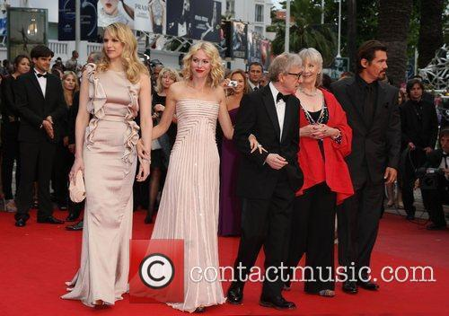 Lucy Punch, Josh Brolin, Naomi Watts and Woody Allen 5