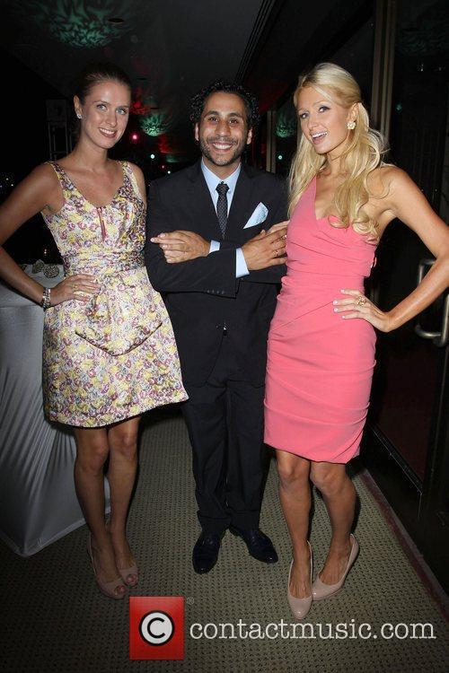 Nicky Hilton, Designer Gilbert Chagoury, Paris Hilton Fashion...