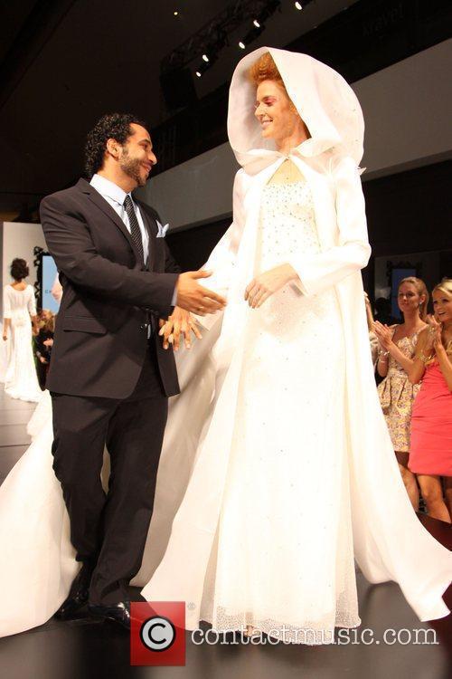 Gilbert Chagoury Fashion Designer Gilbert Chagoury hosts his...