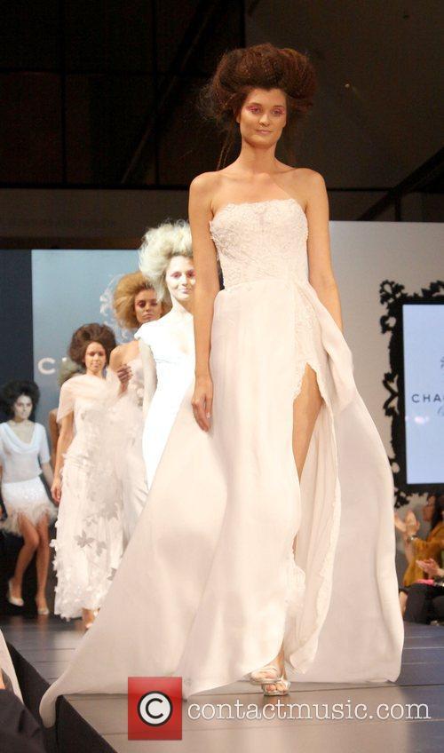 Fashion Designer Gilbert Chagoury hosts his first ever...