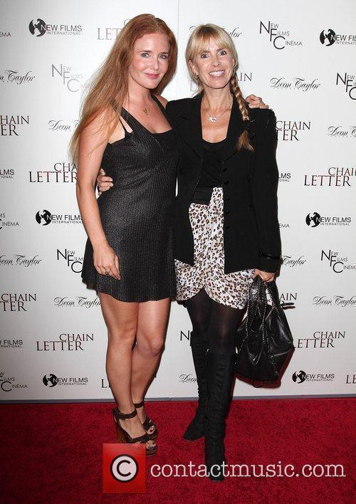 Los Angeles Premiere of 'Chain Letter' held at...