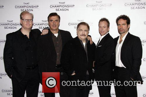 Jim Gaffigan, Brian Cox, Chris Noth, Jason Patric and Kiefer Sutherland 1