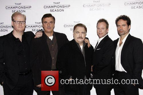 Jim Gaffigan, Brian Cox, Chris Noth, Jason Patric and Kiefer Sutherland 3