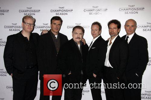Jim Gaffigan, Brian Cox, Chris Noth, Gregory Mosher, Jason Patric and Kiefer Sutherland 4
