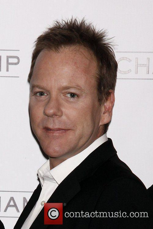 Kiefer Sutherland Photocall for the Broadway play 'That...