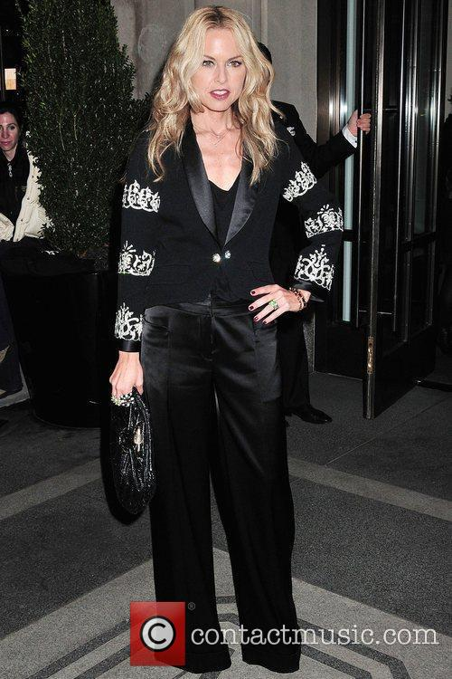 Rachel Zoe Chanel Rouge Coco Dinner at The...