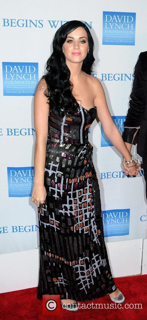 Katy Perry, Celebration and David Lynch 5