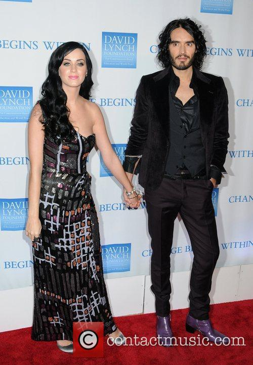 Katy Perry, Celebration, David Lynch and Russell Brand 6