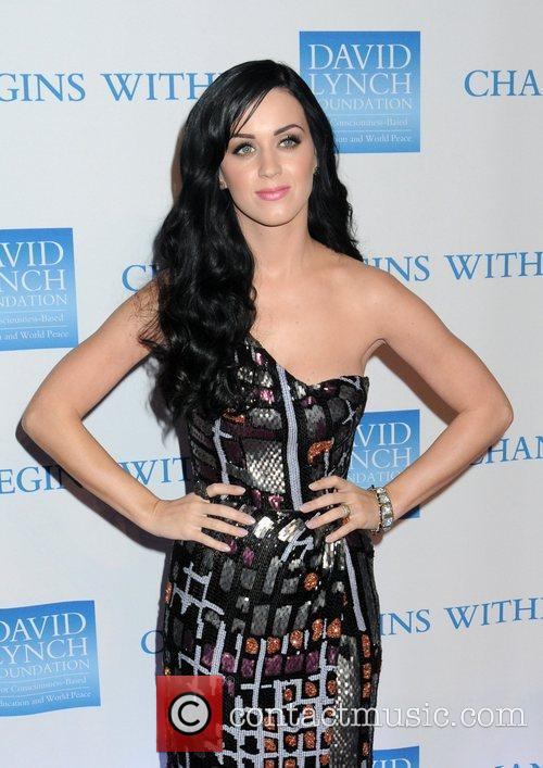 Katy Perry, Celebration and David Lynch 4