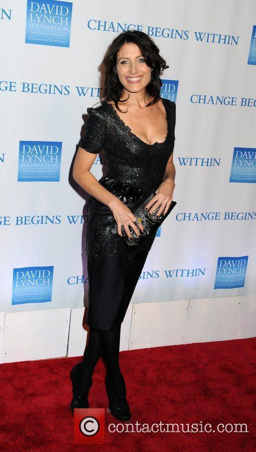 Lisa Edelstein, Celebration and David Lynch 1