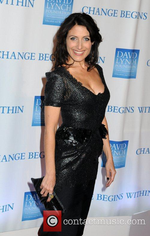 Lisa Edelstein, Celebration and David Lynch 2