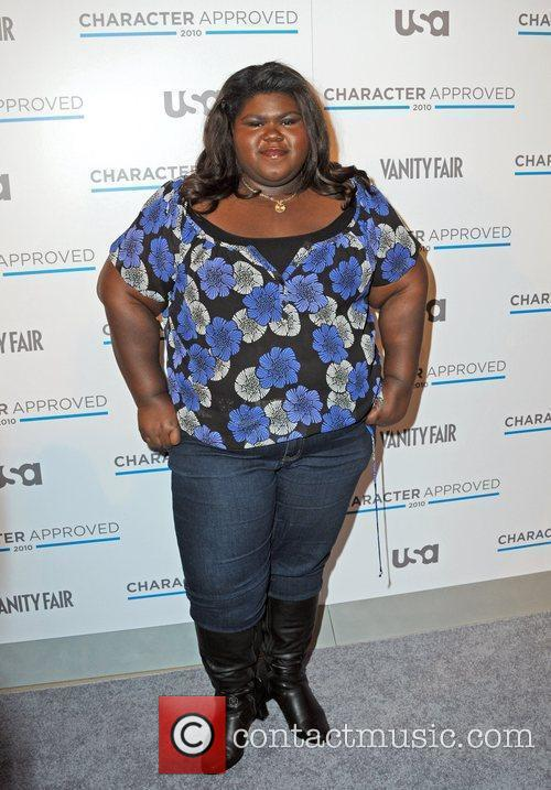 Actress Gabourey Sidibe 1