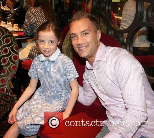 Calum Best with Isobella Donning at 'Charity Fashion...