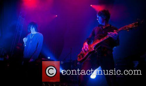 Tim Burgess of the The Charlatans perform at...