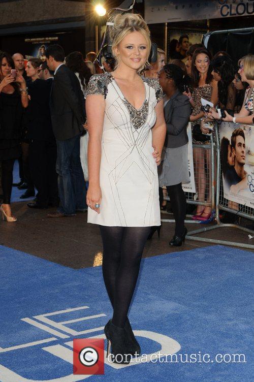 'Charlie St. Cloud' - UK film premiere held...