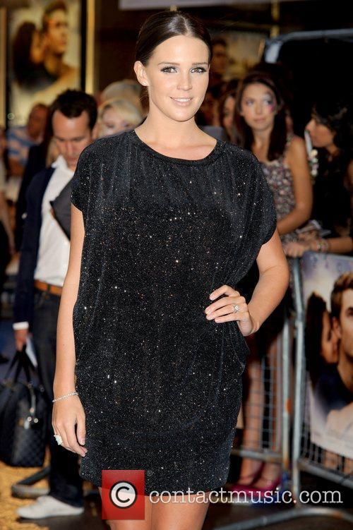 Danielle Lloyd 'Charlie St. Cloud' - UK film...