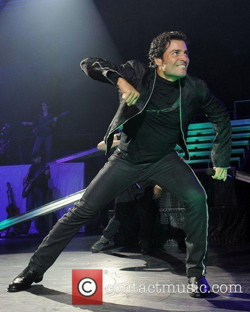 Chayanne, Hard Rock Hotel And Casino