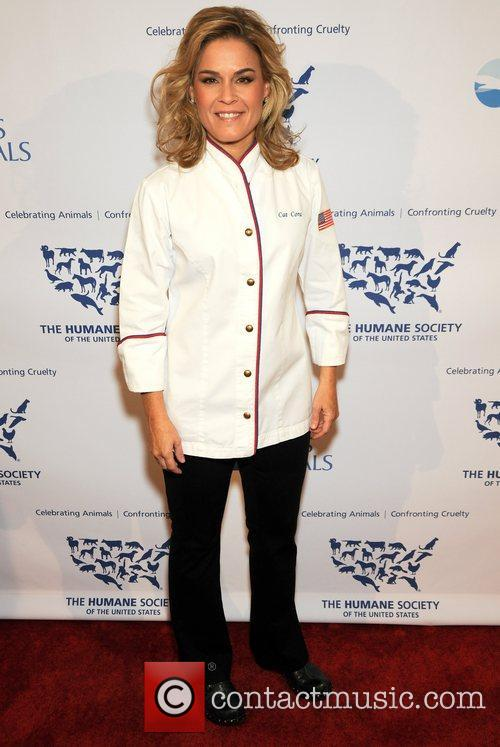 Celebrity chef Cat Cora Nigel Barker, celebrity chef...