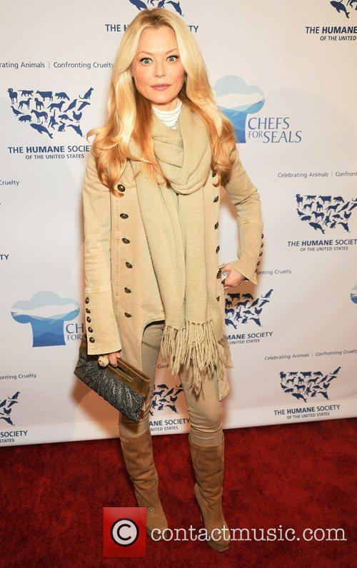 Charlotte Ross Nigel Barker, celebrity chef Cat Cora...