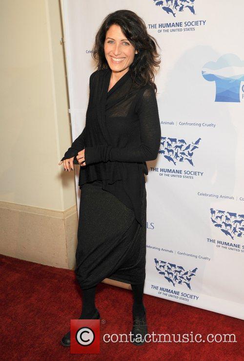 Lisa Edelstein Nigel Barker, celebrity chef Cat Cora...