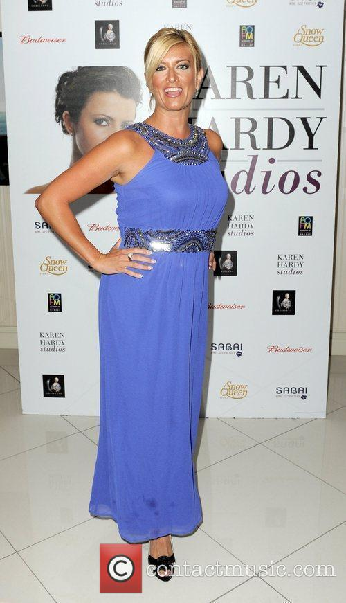Karen Hardy hosts the Chelsea Summer Gala at...