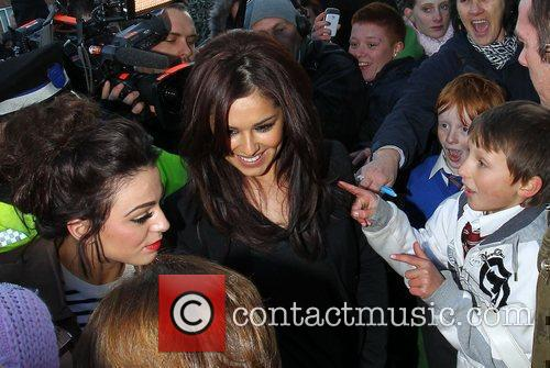 Cheryl Cole and Cher Lloyd 2