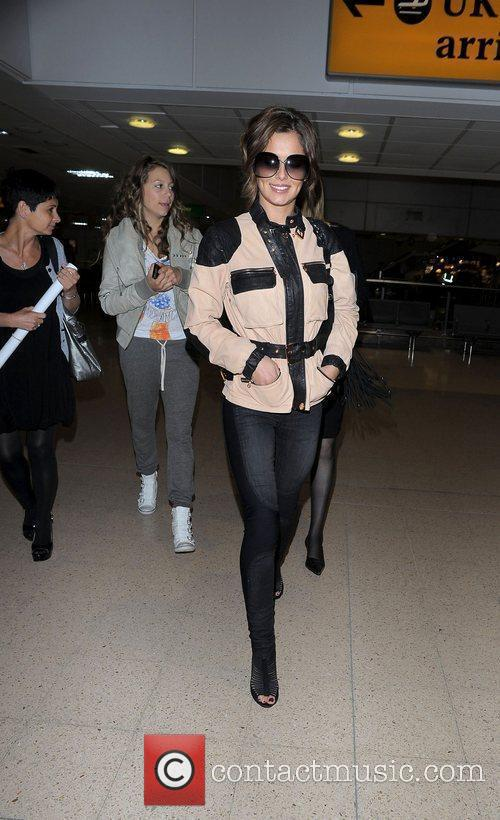 Cheryl Cole and Her Mum Joan Callaghan 2