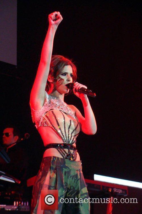 Cheryl Cole, O2 Arena