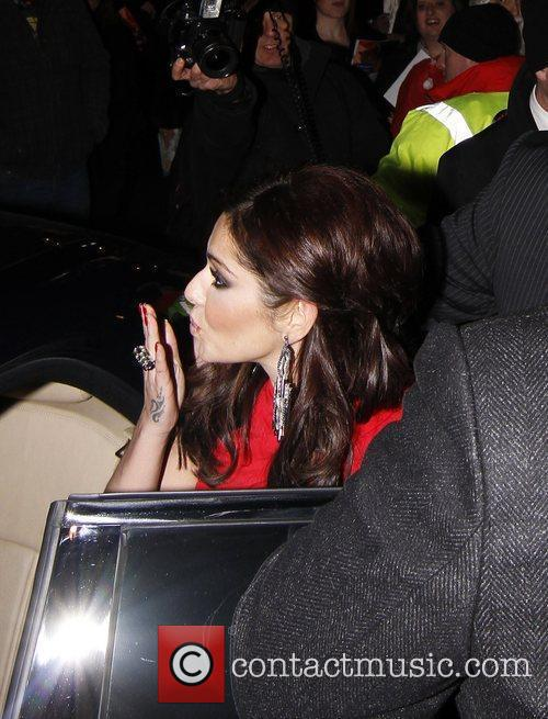 Cheryl Cole and Palladium 2