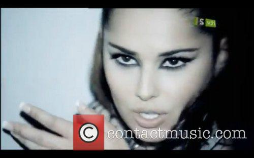 Cheryl Cole and The Music 26
