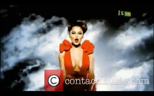 Cheryl Cole and The Music 35