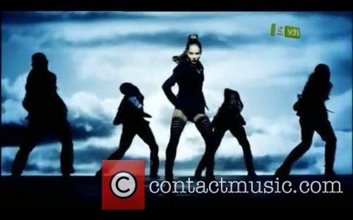 Cheryl Cole and The Music 33