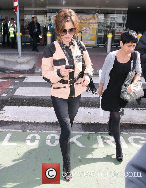 Cheryl Cole and Her Mum Joan Callaghan 10