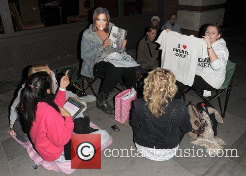 Cheryl Cole and Girls Aloud 25