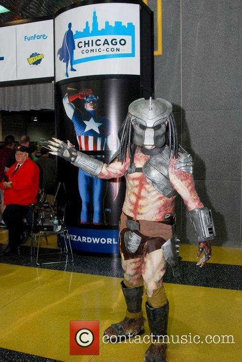 Atmosphere Wizard World 2010 Chicago Comic Con Chicago,...