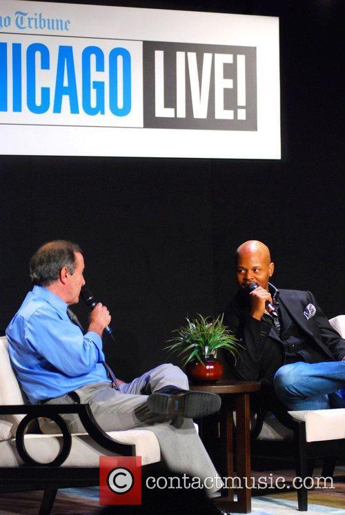 Rick Kogan and Quentin Love Chicago Tribune Chicago...