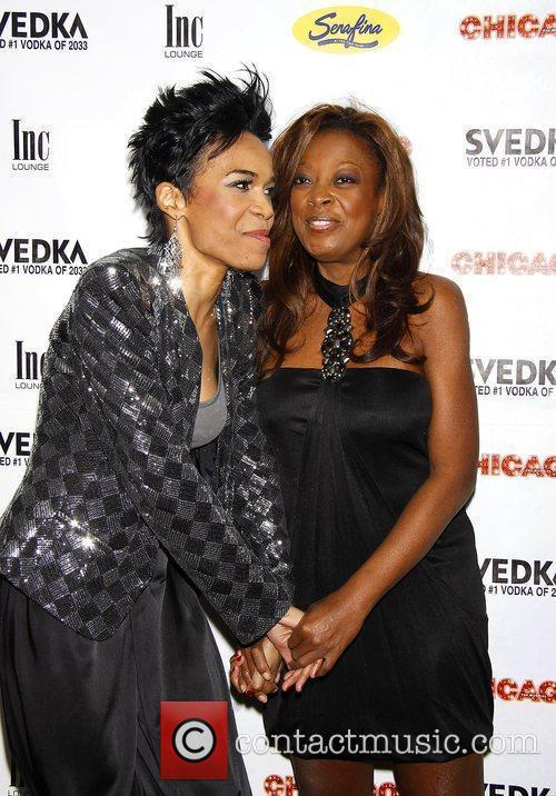 Michelle Williams and Star Jones 3