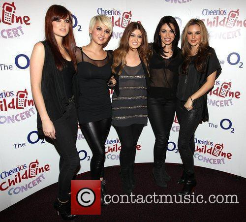 The Cheerios's Childline Concert 2010 at the O2...