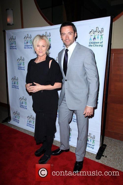 Deborra-lee Furness and Hugh Jackman 5