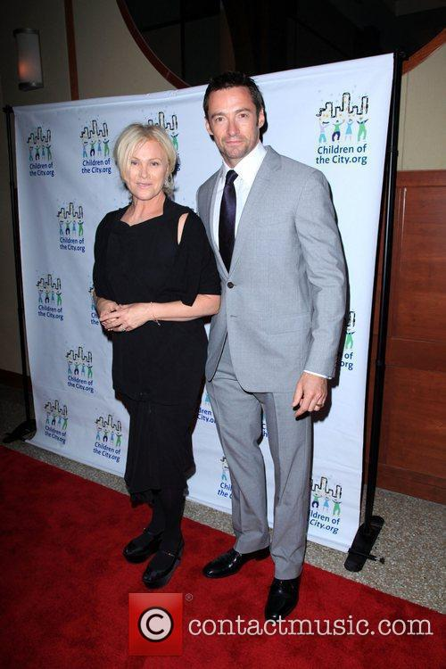 Deborra-lee Furness and Hugh Jackman 2