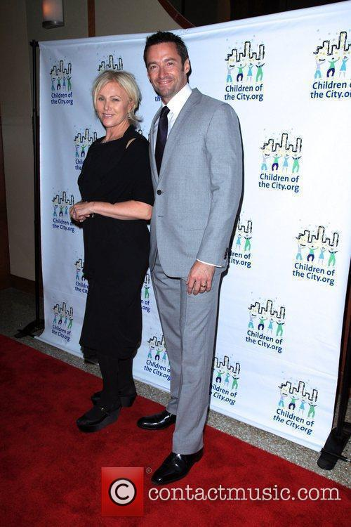 Deborra-lee Furness and Hugh Jackman 4