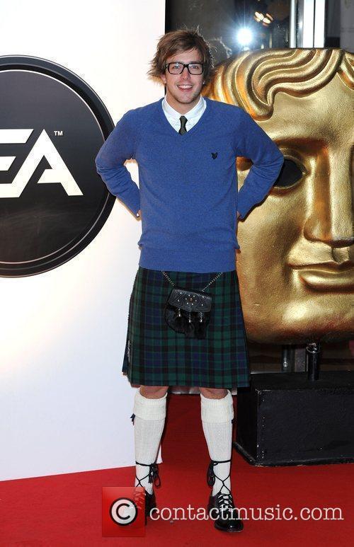Ian Stirling EA British Academy Children's Awards 2010...