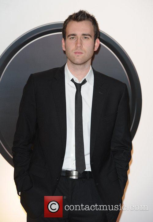 Matthew Lewis EA British Academy Children's Awards 2010...